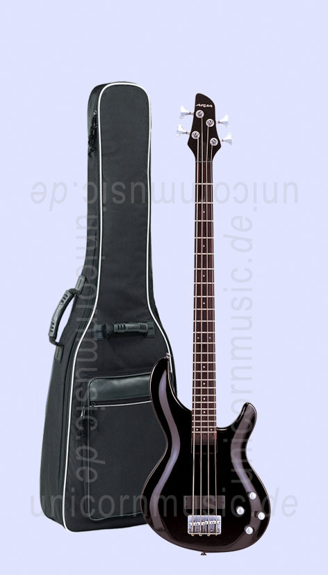 to article description / price Electric Bass ARIA IGB-36 short scale. Also suitable for children