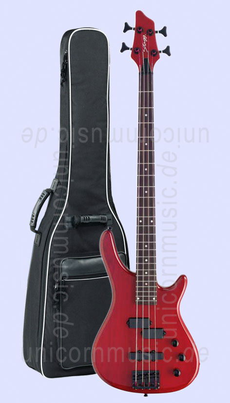 to article description / price Electric Bass  STAGG BC300-R