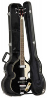 Electric-Bass  TANGLEWOOD TVB 3 EB ebony gloss (BEATLE VIOLIN BASS) + without hardcase