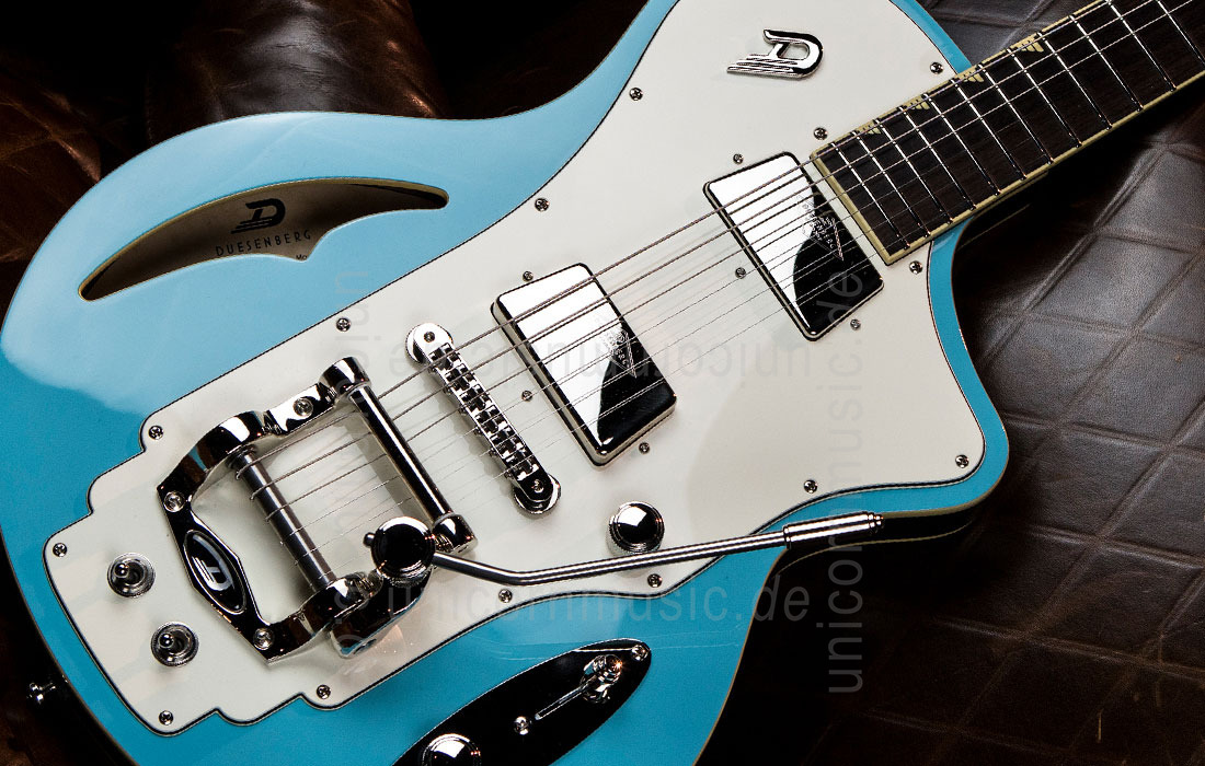 to article description / price Electric Guitar DUESENBERG JULIA - NARVIK BLUE