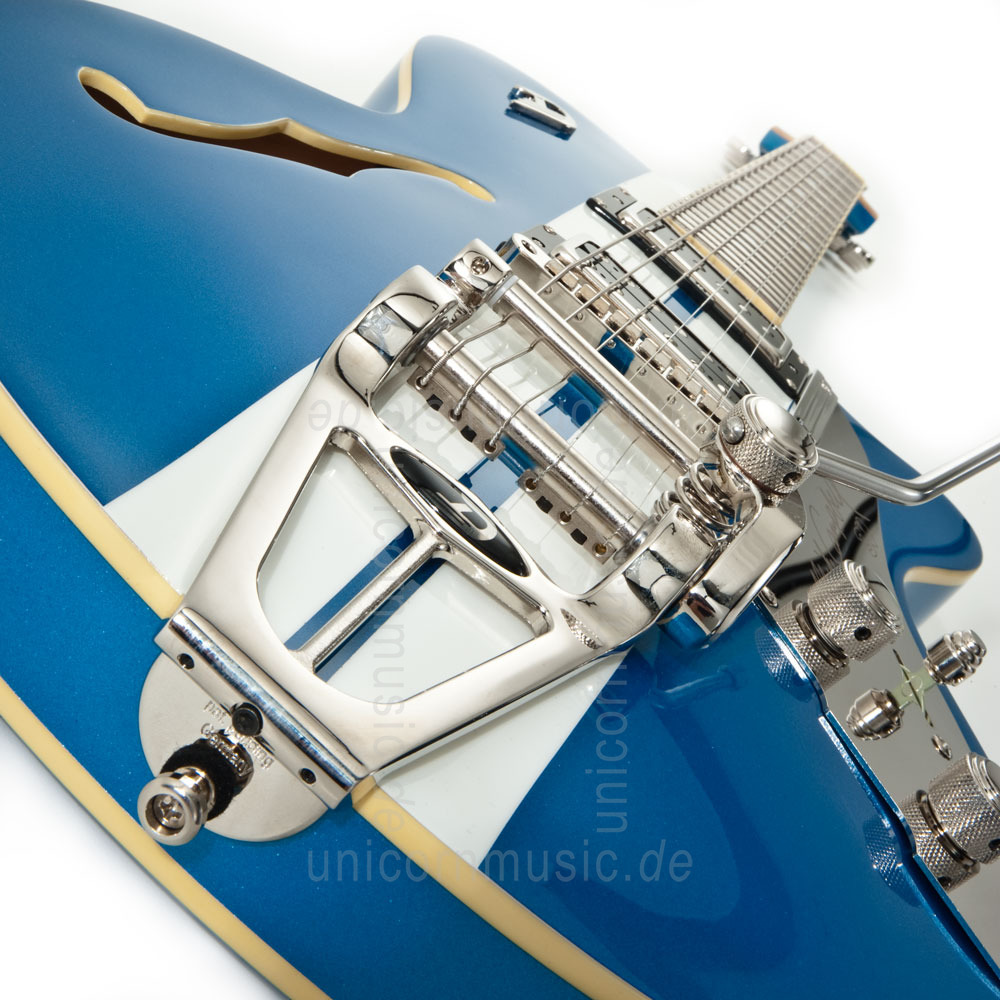 to article description / price Electric Guitar DUESENBERG STARPLAYER TV ALLIANCE - MIKE CAMPBELL LTD + Custom Line Case