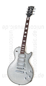 Large view Electric Guitar BURNY RLC 60 SLSP SILVER SPARKLE