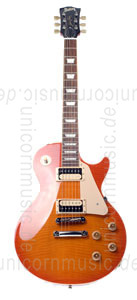 Large view Electric Guitar BURNY RLG 55Z HSB HONEY BURST