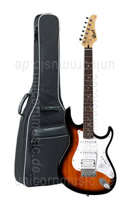 Large view Electric Guitar G110 2T - Two Tone Sunburst