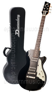 Large view Electric Guitar DUESENBERG STARPLAYER SPECIAL - Black