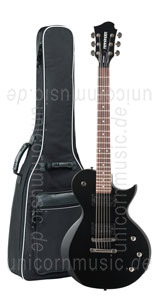 Large view Electric Guitar FERNANDES MONTEREY X - Black