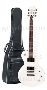 Large view Electric Guitar FERNANDES MONTEREY X - Snow White