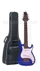Large view Children's Electric 1/4 Guitar GREG BENNETT (SAMICK) MALIBU MINI - also as a travel guitar for adults