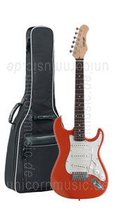 Large view Children's Electric Guitar STAGG S300-3/4-ORM - also as a travel guitar for adults