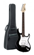 Electric Guitar G110 BK - black