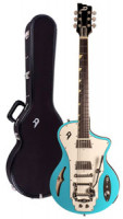 Electric Guitar DUESENBERG JULIA - NARVIK BLUE