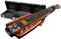 Electric Guitar DUESENBERG FAIRYTALE LAPSTEEL - Gold Burst + Custom Line Case