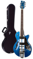 Electric Guitar DUESENBERG STARPLAYER TV ALLIANCE - MIKE CAMPBELL LTD + Custom Line Case