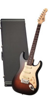 Electric Guitar G&L Legacy Tobacco Sunburst  (USA) + hard case