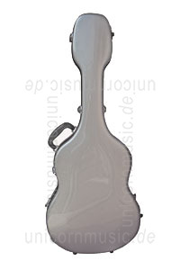 Large view Fibreglass Case for dreadnought acoustic guitars - JAKOB WINTER CE152 - different colours
