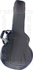 Large view Lightweight Case (Softcase) STAGG HGB2-J for acoustic guitar - Jumbo Style