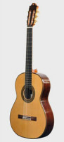 Spanish Flamenco Master Guitar - CAMPS CONCIERTO AMAZONAS - all solid - spruce top  + case