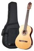 Spanish Flamenco Guitar CAMPS PRIMERA A NEGRA - all solid - spruce top
