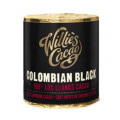 Willie`s Cacao 100% - COLOMBIAN BLACK - LOS LLANOS - 180g block for grating