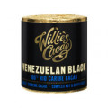 Willie`s Cacao 100% - VENEZUELAN BLACK - RIO CARIBE - 180g block for grating