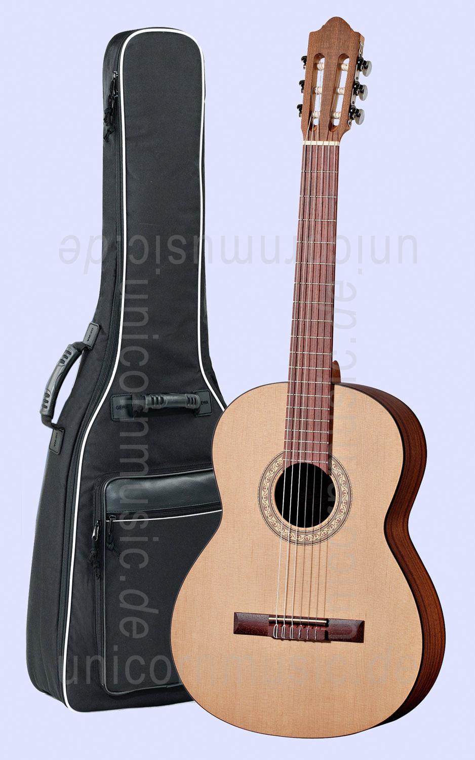 to article description / price Classical Guitar 4/4 - CAMPS RONDA - laminated top