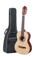 Children's Guitar 7/8 - VGS PRO ARTE GC/100 II - solid spruce top