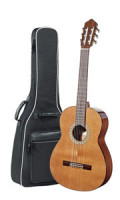 Spanish Children's Guitar  7/8 - TOLEDO 61 - solid cedar top