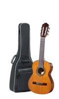 Spanish Children's Guitar 1/4 - VALDEZ E/48 - solid cedar top