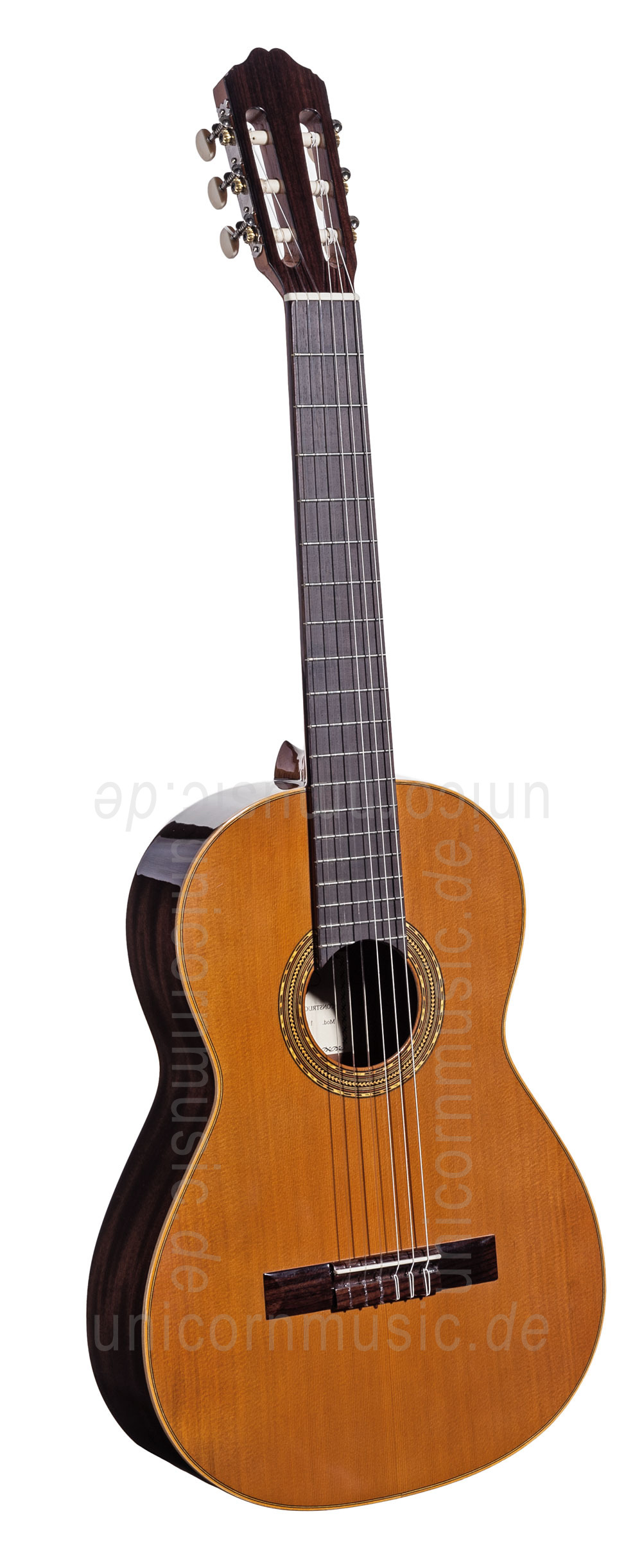 to article description / price Spanish Classical Guitar VALDEZ MODEL 63 SENORITA LH (ladies
