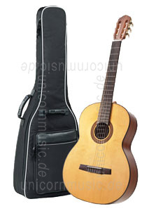 Large view Classical Guitar ARANJUEZ MODEL A4 F - solid spruce top