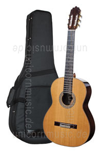 Large view Spanish Classical Guitar JOAN CASHIMIRA MODEL 130 Cedar - left hand - solid cedar top