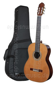 Large view Spanish Classical Guitar JOAN CASHIMIRA MODEL 140 Cedar - solid cedar top + solid back