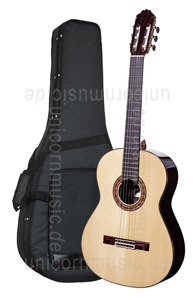 Large view Spanish Classical Guitar HERMANOS SANCHIS LOPEZ 1B/S - all solid - spruce top + Softcase