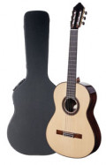Spanish Classical Master Guitar JOSE GONZALEZ LOPEZ spruce - all solid - spruce top  + case