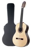 Spanish Classical Guitar HERMANOS SANCHIS LOPEZ Model 1 EXTRA CONCIERTO - all solid - spruce top + case