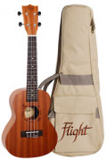 Concert Ukulele - FLIGHT NUC 310 - Sapele Wood