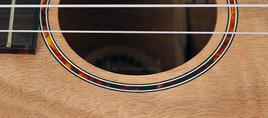 to article description / price Bass Ukulele - KORALA UKBB 310 FE - Pickup - Fretless - Okume top