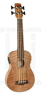 Large view Bass Ukulele - KORALA UKBB 310 E - Pickup - Okume top