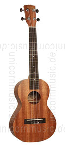 Large view Tenor Ukulele - KORALA UKT 250 - solid mahogany top
