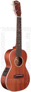 Large view Concert Ukulele - STAGG MODEL UC80-SE - pickup - all solid + gigbag