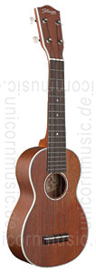 Large view Soprano Ukulele - STAGG MODEL US80-S - all solid + gigbag