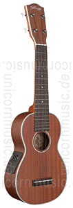 Large view Soprano Ukulele - STAGG MODEL US80-SE - electro-acoustic - all solid + gigbag