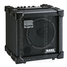 Large view Bass Amplifier ROLAND CUBE CB-20XL -Bass Combo