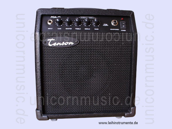 to article description / price Electric Guitar Amplifier TENSON 10W - Combo