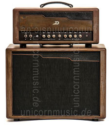 Large view Electric Guitar Amplifier - DUESENBERG BERLIN - Top + Cabinet