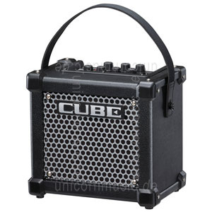 Large view Electric Guitar Amplifier ROLAND MICRO CUBE GX - black