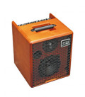 Acoustic Amplifier - ACUS ONE 5T Wood - 2x channel (2x Instrumental / independently controllable)