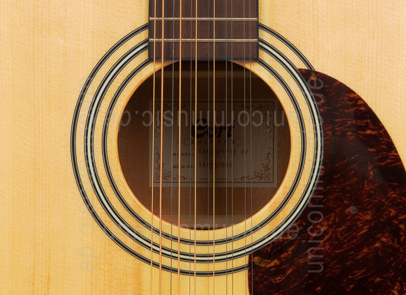 to article description / price Acoustic Guitar CORT EARTH 70-12E OP - Fishman Sonicore - Dreadnought - solid spruce top