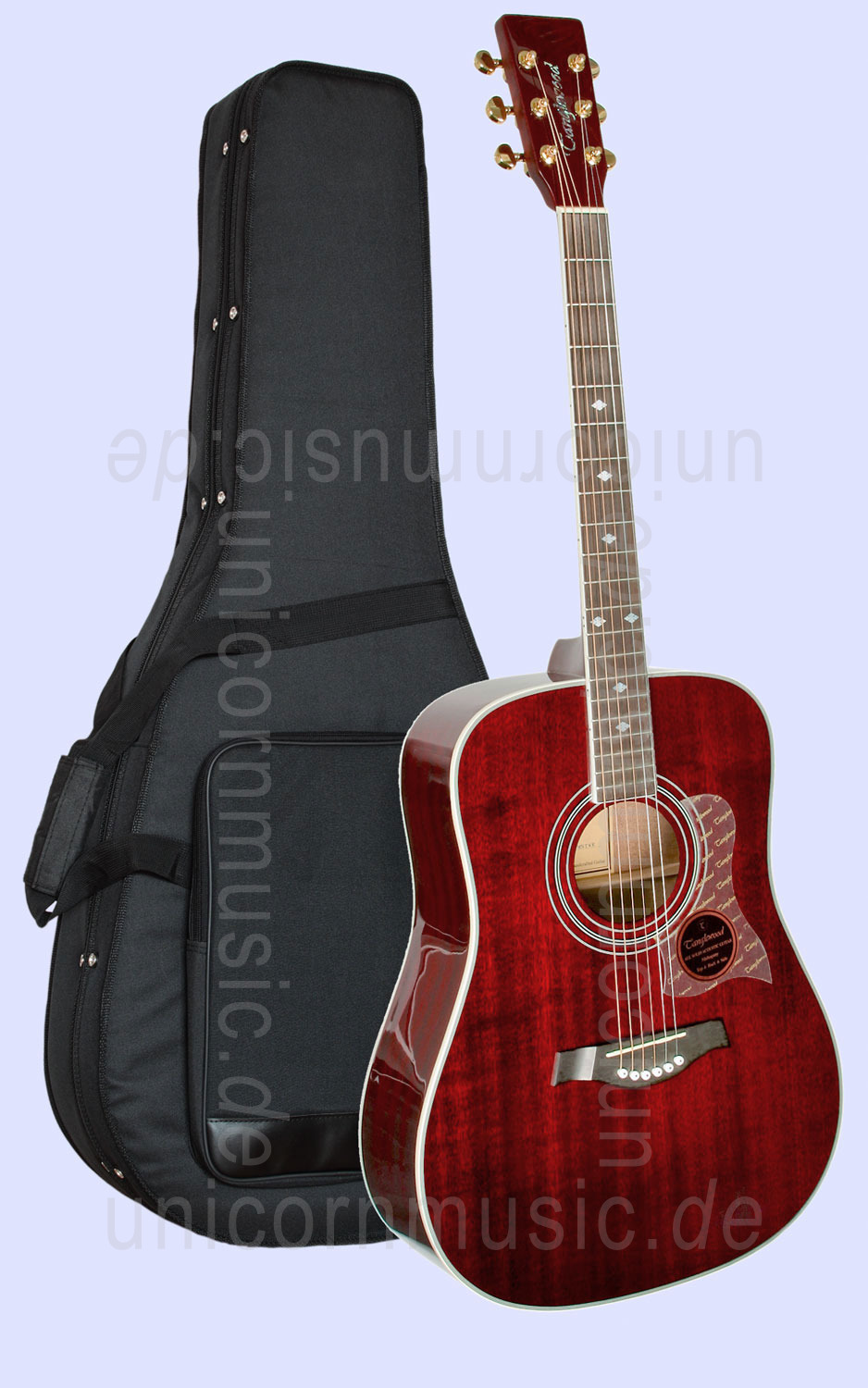 to article description / price Acoustic Guitar TANGLEWOOD TW15-ASM-STWR - Sundance Series - Mahagoni - Dreadnought - all solid