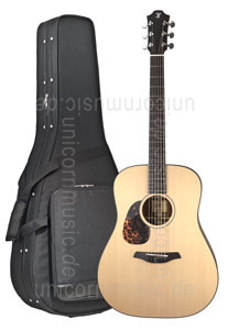 Large view Acoustic Guitar FURCH BLUE D-SW - left hand - all solid